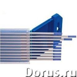 Вольфрамовые электроды WL-20 д 2,0 мм (AC/DC) - Сварочное оборудование - Род тока AC/DC Диаметр 2,0..., фото 1