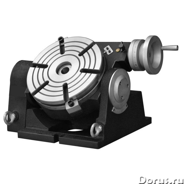TSK поворотный стол индексации, планшайбы 100, 150, 200, 250, 320, 400 мм - Промышленное оборудовани..., фото 1