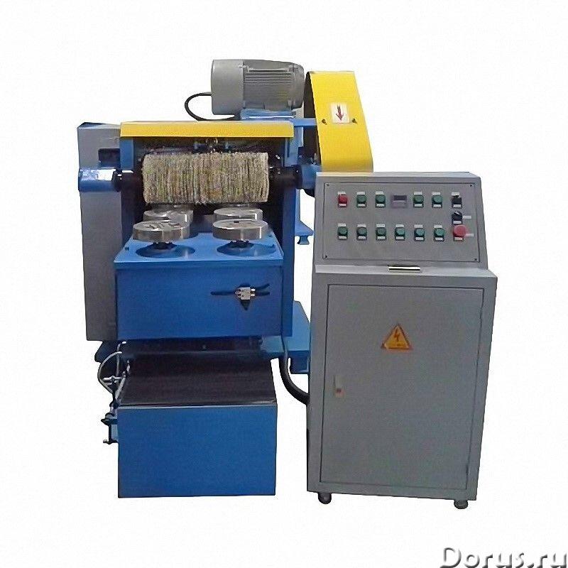 JZ-P 3003 Станок-автомат для полировки изделий из латуни - Промышленное оборудование - • Автоматичес..., фото 1