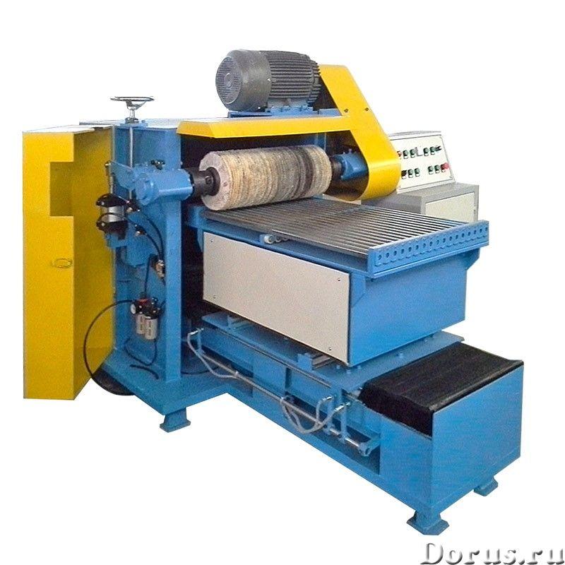 JZ-P1000 Станок для полировки металлических труб сразу по несколько штук - Промышленное оборудование..., фото 1