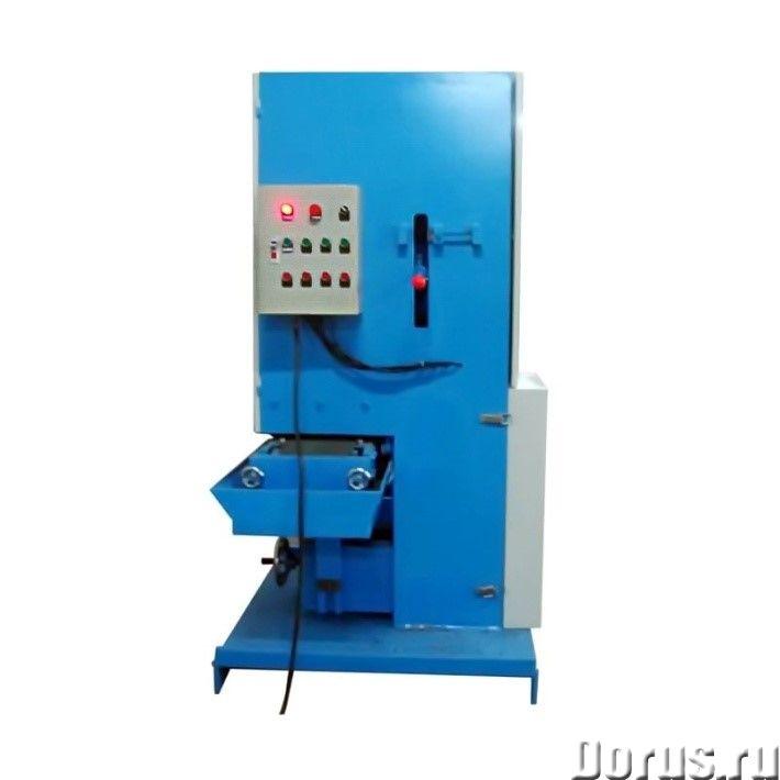 JZ-P10010 Ленточно-шлифовальный станок для шлифования рельсов и прутков - Промышленное оборудование..., фото 1