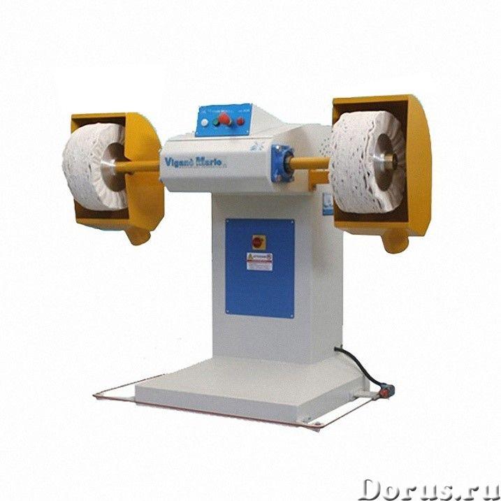 JZ-P8001 Напольный шлифовально-полировальный станок для ручной полировки - Промышленное оборудование..., фото 1