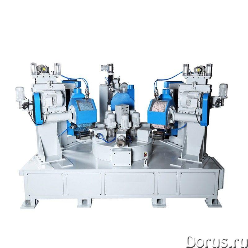 JZ-P9004 Полировальный станок для полировки многопрофильных деталей - Промышленное оборудование - •..., фото 1
