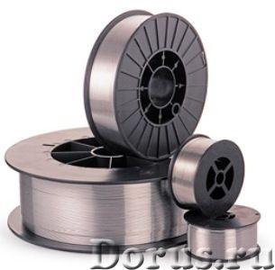 Алюминиевая сварочная проволока MIG ER-5356 (AlMg5) Св-АМг5 ф 1,2 мм 6,0 кг (D300) - Сварочное обору..., фото 1