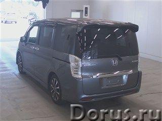 Минивэн рестайлинг 7 мест Honda Step Wagon Spada кузов RK5 модифик ZI - Легковые автомобили - Минивэ..., фото 2