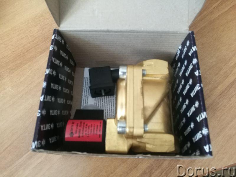 Клапаны электромагнитные серии 0955, 0927 - Промышленное оборудование - Серии 0927200 серии 0955400/..., фото 2