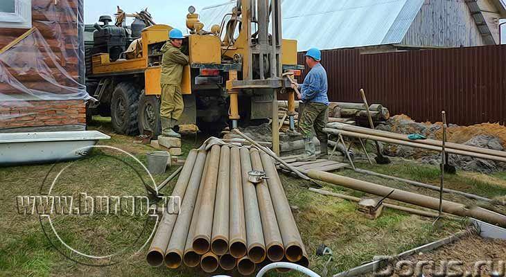 Бурение скважин для воды - Строительные услуги - Компания Бургидропроект предлагает услуги бурения н..., фото 1