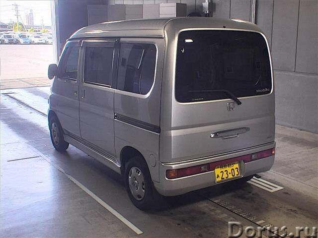 Микровэн 4WD Honda Vamos Hobio кузов HJ2 типа минивэн модификация G - Легковые автомобили - Микровэн..., фото 2