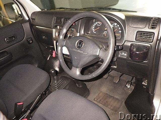 Микровэн 4WD Honda Vamos Hobio кузов HJ2 типа минивэн модификация G - Легковые автомобили - Микровэн..., фото 3