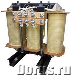 Трансформатор силовой ТС-4,0 (380В) трехфазный - Промышленное оборудование - Номинальное напряжение..., фото 1