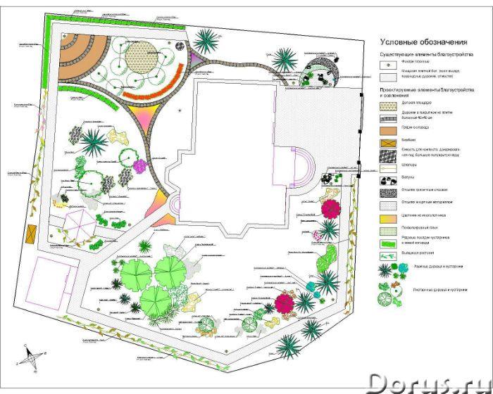 Обучение в Школе ландшафтного дизайна - Образовательные учреждения - Рубрика: Курсы ландшафтного диз..., фото 1