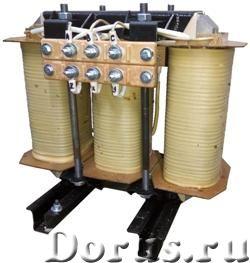 Трансформатор силовой ТС-1,6 (380В) трехфазный - Промышленное оборудование - Номинальное напряжение..., фото 1