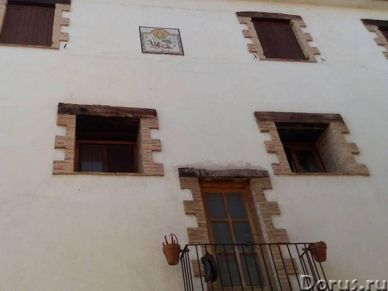 Испания. Недорогая сельская гостиница со СПА и рестораном в провинции Таррагона - Продажа и покупка..., фото 2