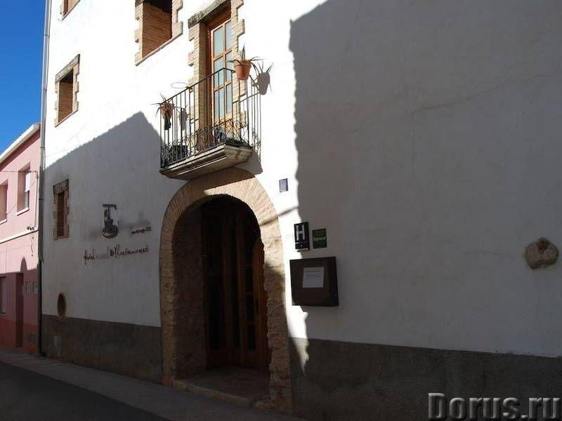 Испания. Недорогая сельская гостиница со СПА и рестораном в провинции Таррагона - Продажа и покупка..., фото 3