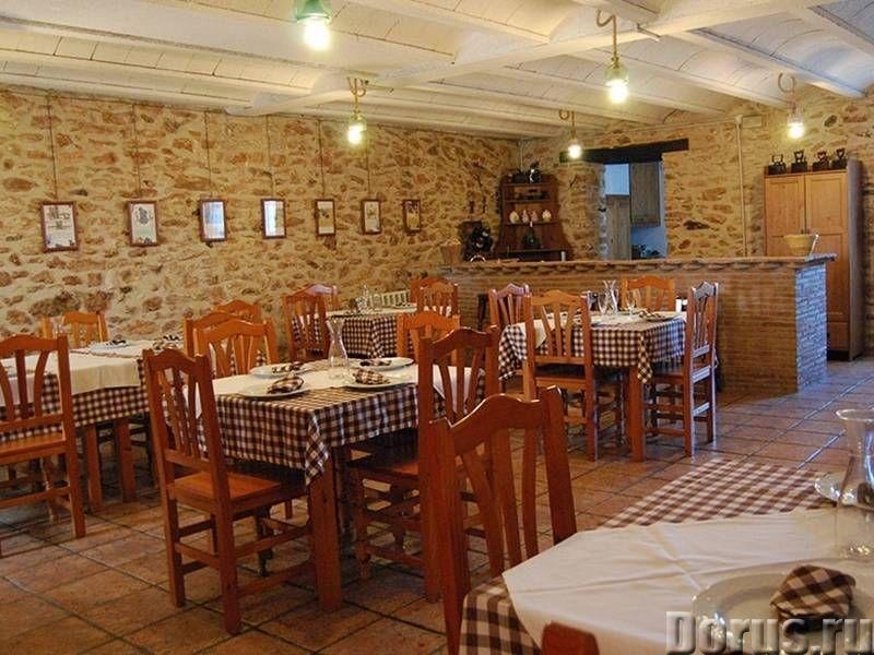 Испания. Недорогая сельская гостиница со СПА и рестораном в провинции Таррагона - Продажа и покупка..., фото 7