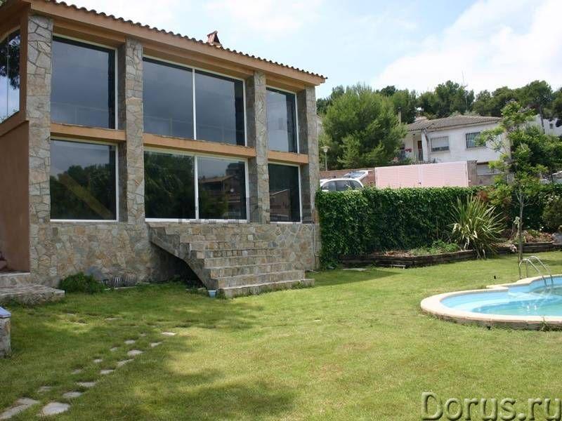 Испания. Недорогая вилла с бассейном на побережье Коста Дорада - Недвижимость за рубежом - 230 кв.м..., фото 1