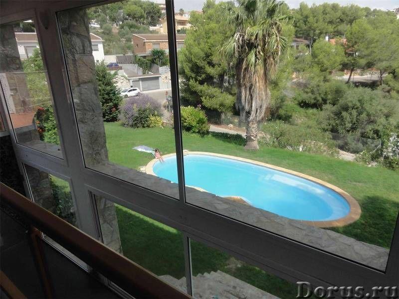 Испания. Недорогая вилла с бассейном на побережье Коста Дорада - Недвижимость за рубежом - 230 кв.м..., фото 5