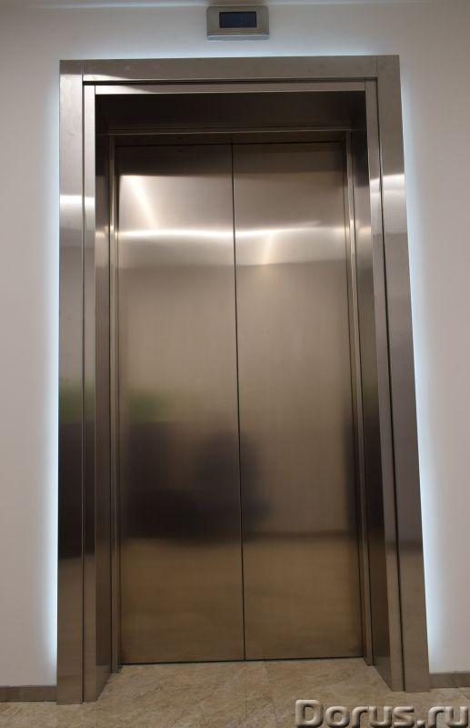 Лифтовые порталы - Ремонт и отделка - Облицовка лифтового портала – важный элемент отделки любого зд..., фото 4