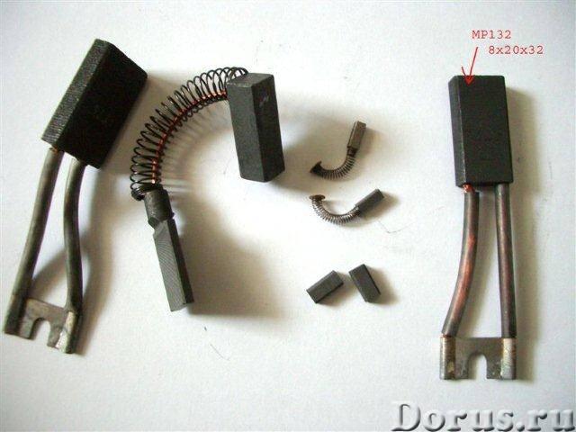 Электродвигатели постоянного тока, тахогенераторы, резольверы , щетки Болгария - Промышленное оборуд..., фото 4