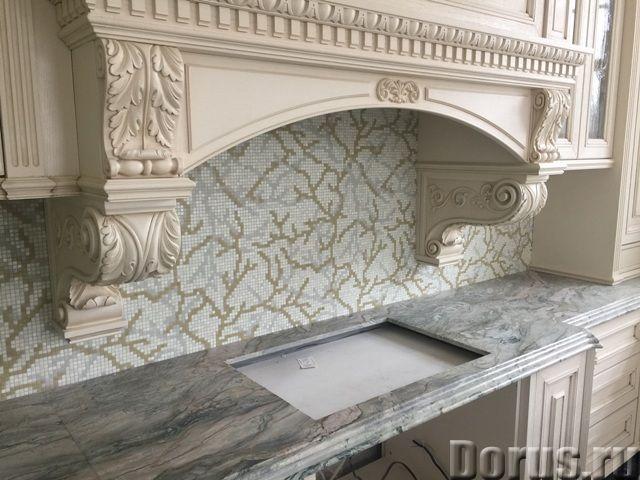 Панно из мраморной и стеклянной мозаики - Дизайн и архитектура - Предлагаем изготовление мозаичных п..., фото 2