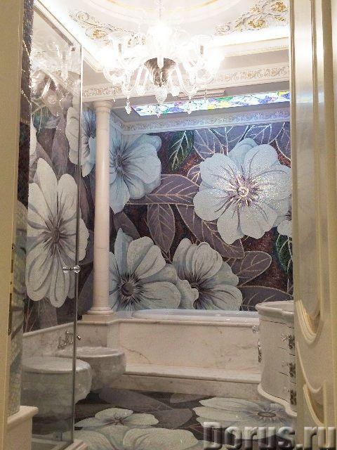 Панно из мраморной и стеклянной мозаики - Дизайн и архитектура - Предлагаем изготовление мозаичных п..., фото 8