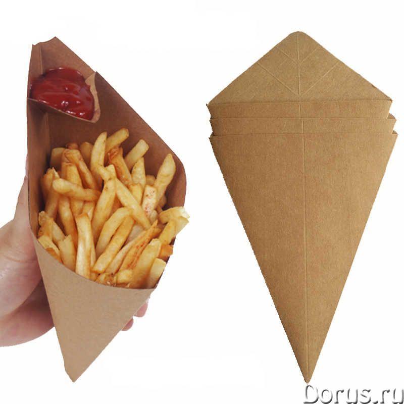 Пергаментная бумага для выпечки - Тара и упаковка - Полиграфическое объединение Энтерфлекс предлагае..., фото 1