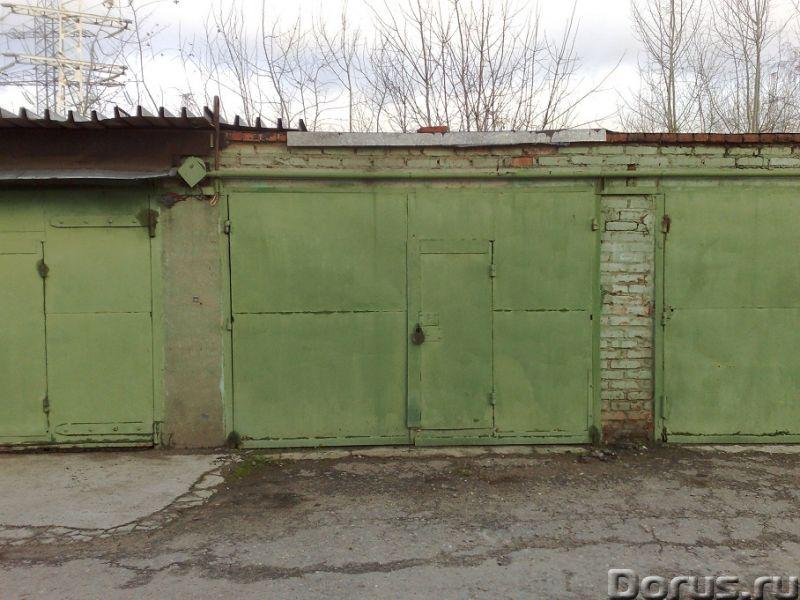 Продам гараж в СВАО, Москва - Гаражи и стоянки - Продаётся гараж, двухуровневый, кирпичный, перекрыт..., фото 1