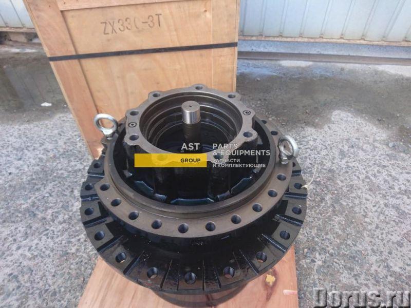Бортовой редуктор хода на экскаватор Hitachi ZX330-3, ZX350-3, ZX400-3 - Запчасти и аксессуары - Ред..., фото 1
