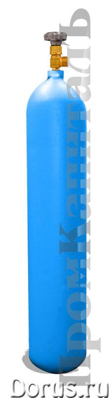 Баллон кислородный 10 литров - Сварочное оборудование - Баллоны КИСЛОРОДНЫЕ 10 литров 10-150У ГОСТ 9..., фото 1