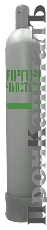 Баллон аргоновый 40 литров - Сварочное оборудование - Баллоны АРГОНОВЫЕ 40 литров 40-150У ГОСТ 949-7..., фото 1