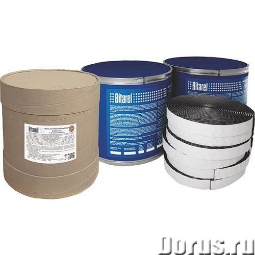 БИТАРЕЛ Джет - Материалы для строительства - Битумно-полимерная лента Битарел Джет применяется в кач..., фото 1