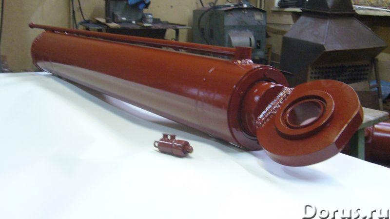Ремонт гидроцилиндров - Автосервис и ремонт - Ремонт гидроцилиндров, применяемых на дорожной, строит..., фото 1