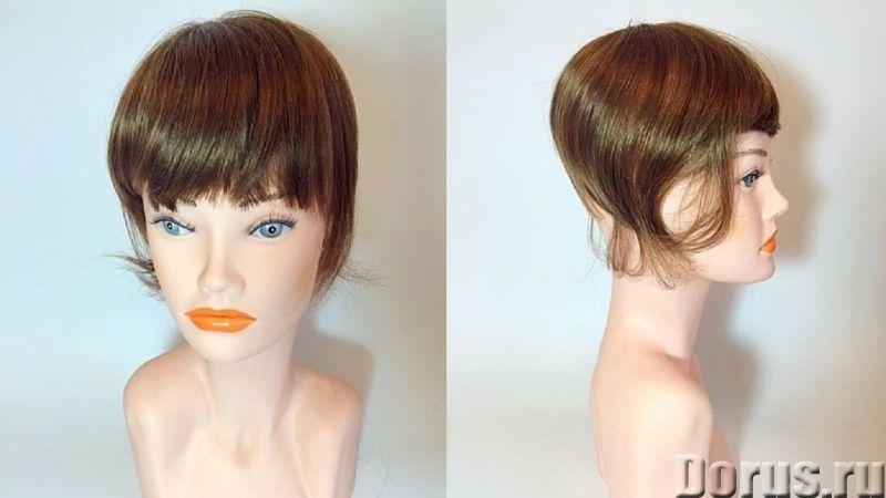 Накладные челки и накладки для волос - Аксессуары - Накладные волосы предназначены для того, чтобы у..., фото 1