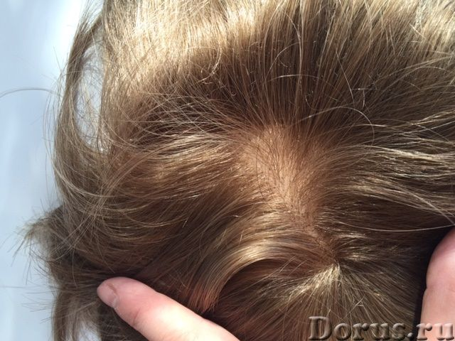 Накладные челки и накладки для волос - Аксессуары - Накладные волосы предназначены для того, чтобы у..., фото 5