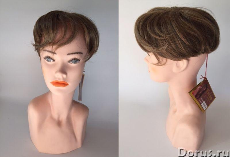 Накладные челки и накладки для волос - Аксессуары - Накладные волосы предназначены для того, чтобы у..., фото 6