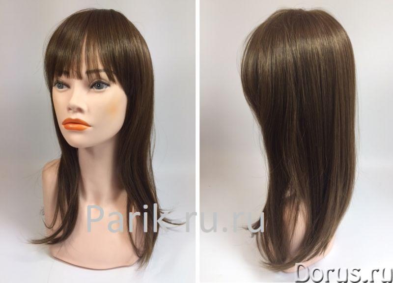 Накладные челки и накладки для волос - Аксессуары - Накладные волосы предназначены для того, чтобы у..., фото 7