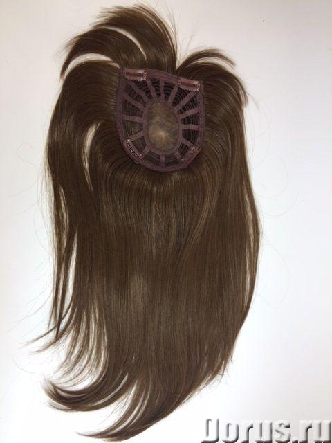 Накладные челки и накладки для волос - Аксессуары - Накладные волосы предназначены для того, чтобы у..., фото 8