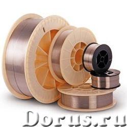 Сварочная проволока MIG ER-316LSi ф 1,0 мм 5,0 кг (D200)(Св-04Х19Н11M3) для нержавейки - Сварочное о..., фото 1