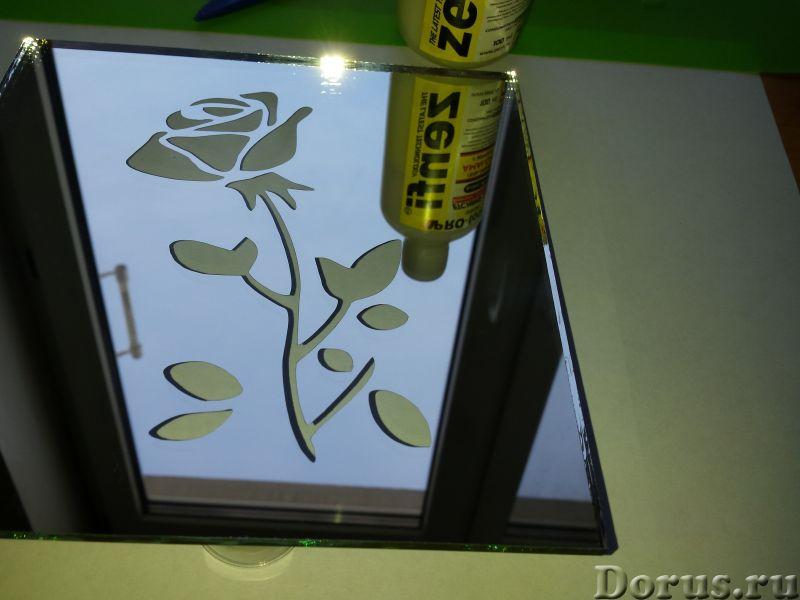 Cмывка zenfi zf-105 для удаления амальгамы с зеркала - Химия для производства - Компания GlassEtch п..., фото 6