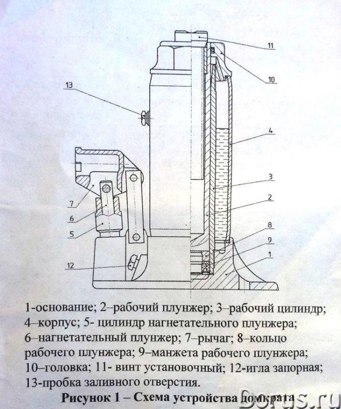 Ремкомплект домкрата 5 тонн ШААЗ, 2 поколения - Запчасти и аксессуары - Полный ремкомплект от Ивана..., фото 4