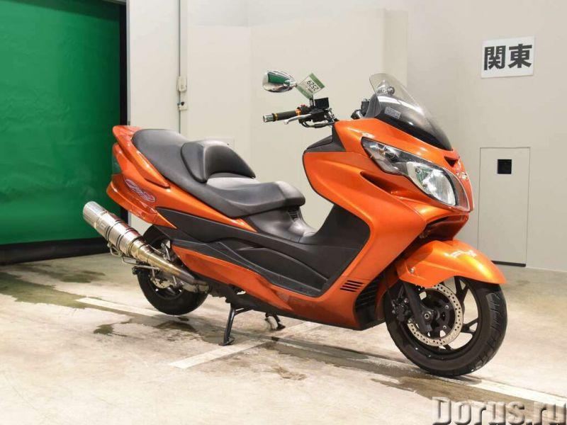 Скутер Suzuki Sky Wave 250 S Gen 3 рама CJ46A (Burgman 250) - Мотоциклы, мопеды - Скутер Suzuki Sky..., фото 1