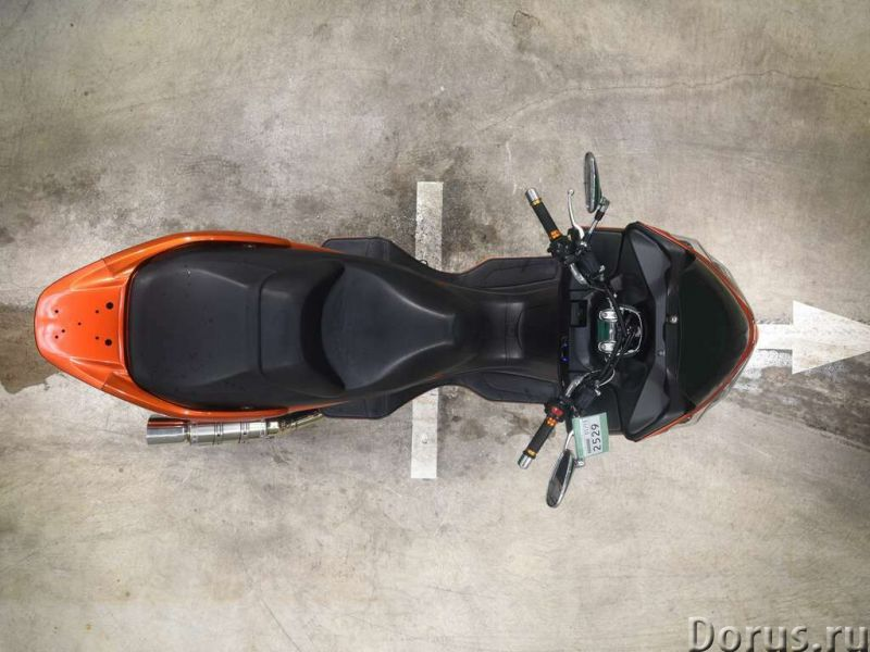 Скутер Suzuki Sky Wave 250 S Gen 3 рама CJ46A (Burgman 250) - Мотоциклы, мопеды - Скутер Suzuki Sky..., фото 4