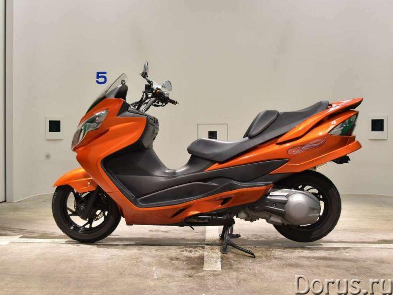 Скутер Suzuki Sky Wave 250 S Gen 3 рама CJ46A (Burgman 250) - Мотоциклы, мопеды - Скутер Suzuki Sky..., фото 5