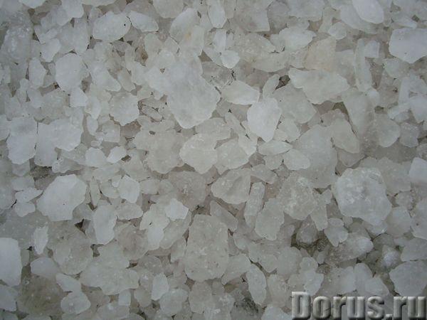 Соль техническая - Прочее сырье - Соль техническая поваренная, соль техническая самосадочная, соль т..., фото 1