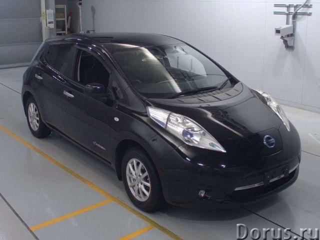 Электромобиль хэтчбек Nissan Leaf кузов AZE0 модификация S гв 2013 - Легковые автомобили - Электромо..., фото 1