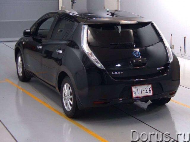 Электромобиль хэтчбек Nissan Leaf кузов AZE0 модификация S гв 2013 - Легковые автомобили - Электромо..., фото 2
