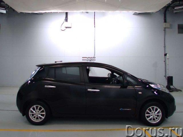 Электромобиль хэтчбек Nissan Leaf кузов AZE0 модификация S гв 2013 - Легковые автомобили - Электромо..., фото 3
