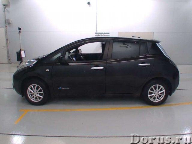 Электромобиль хэтчбек Nissan Leaf кузов AZE0 модификация S гв 2013 - Легковые автомобили - Электромо..., фото 4