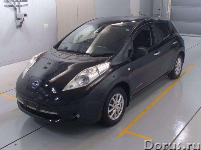 Электромобиль хэтчбек Nissan Leaf кузов AZE0 модификация S гв 2013 - Легковые автомобили - Электромо..., фото 5