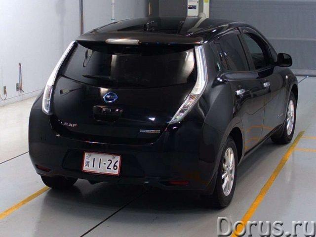 Электромобиль хэтчбек Nissan Leaf кузов AZE0 модификация S гв 2013 - Легковые автомобили - Электромо..., фото 6